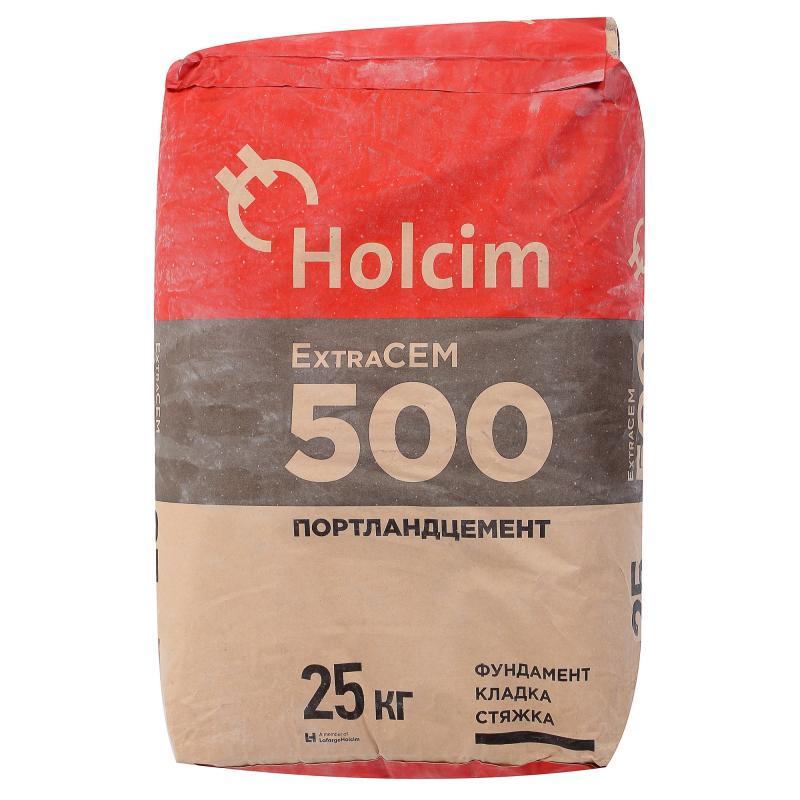 цемент holcim 25 кг